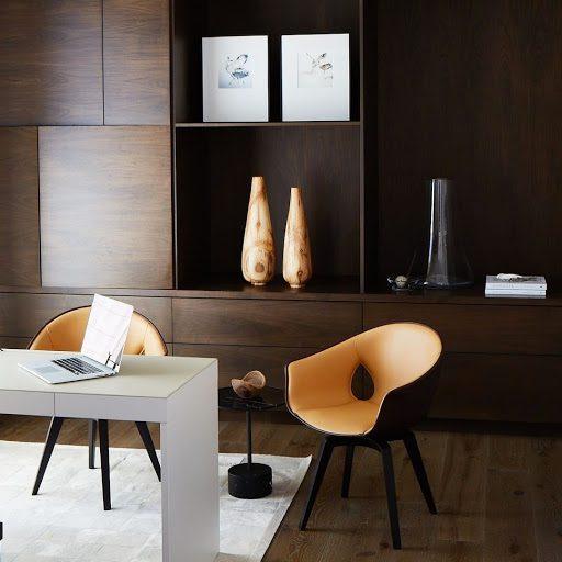 escritorios de madera