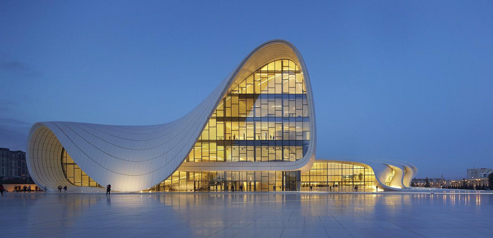 obras arquitectónicas más impresionantes