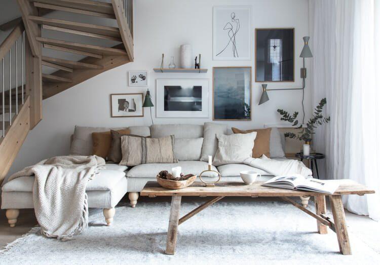 colores decoración escandinava