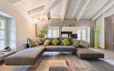 Ideas de decoración en climas fríos para una casa acogedora